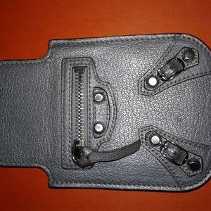 Balenciaga Bag card wallet iPhone cell phone smart